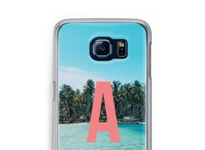 Machen Sie Ihr eigenes Galaxy S6 monogram case