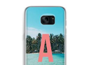 Make your own Galaxy S7 Edge monogram case