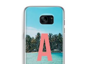 Machen Sie Ihr eigenes Galaxy S7 Edge monogram case