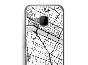 Put a city map on your One M9 case