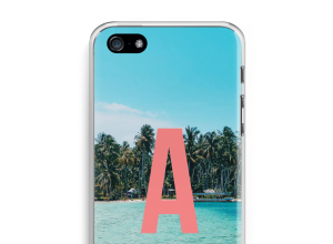Make your own iPhone 5 / 5S / SE monogram case