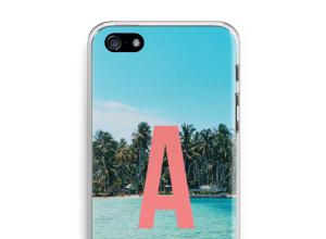 Machen Sie Ihr eigenes iPhone 5 / 5S / SE monogram case