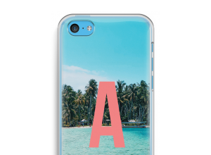 Make your own iPhone 5c monogram case