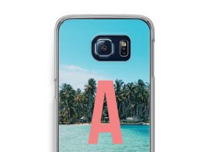 Machen Sie Ihr eigenes Galaxy S6 Edge monogram case
