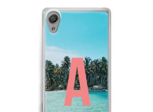 Make your own Xperia XA monogram case