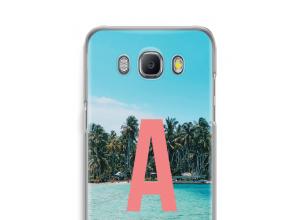 Make your own Galaxy J5 (2016) monogram case