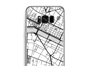 Bringen Sie einen Stadtplan auf Ihr Galaxy S8 Plus case