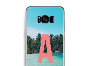 Machen Sie Ihr eigenes Galaxy S8 Plus monogram case