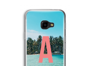 Make your own Galaxy XCover 4 monogram case