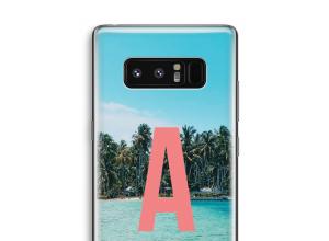 Machen Sie Ihr eigenes Galaxy Note 8 monogram case