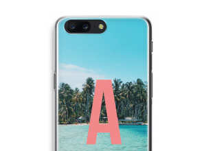 Make your own OnePlus 5 monogram case