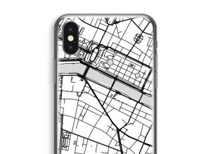 Bringen Sie einen Stadtplan auf Ihr iPhone X case