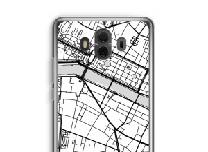 Put a city map on your Mate 10 case