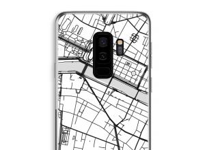 Bringen Sie einen Stadtplan auf Ihr Galaxy S9 Plus case