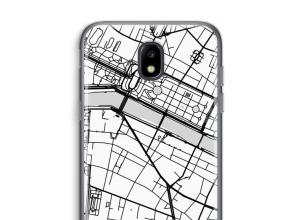 Bringen Sie einen Stadtplan auf Ihr Galaxy J5 (2017) case