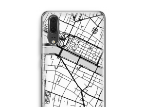 Put a city map on your P20 case