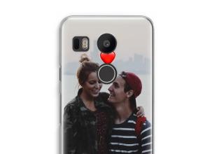 Create your own Nexus 5X case