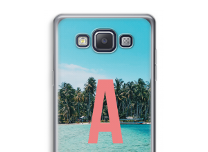 Make your own Galaxy A3 (2015) monogram case