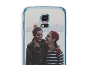 Create your own Galaxy S5 mini case