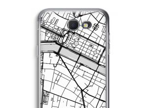 Bringen Sie einen Stadtplan auf Ihr Galaxy J5 Prime (2017) case