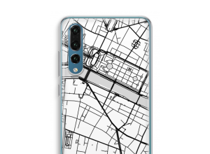Put a city map on your P20 Pro case
