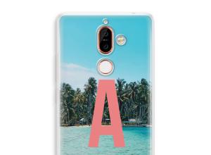 Make your own Nokia 7 Plus monogram case