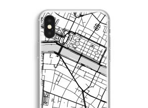 Bringen Sie einen Stadtplan auf Ihr iPhone XS case