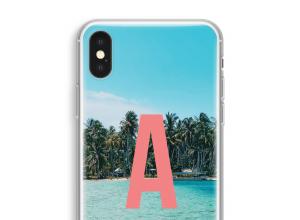 Machen Sie Ihr eigenes iPhone XS monogram case