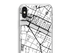 Put a city map on your iPhone XS Max case