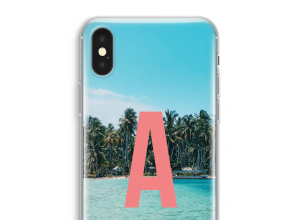 Make your own iPhone XS Max monogram case