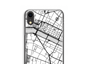Put a city map on your iPhone XR case