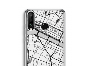 Put a city map on your P30 Lite case