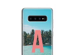 Machen Sie Ihr eigenes Galaxy S10 monogram case
