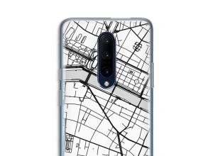 Bringen Sie einen Stadtplan auf Ihr OnePlus 7 Pro case