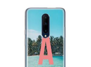 Machen Sie Ihr eigenes OnePlus 7 Pro monogram case