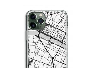 Bringen Sie einen Stadtplan auf Ihr iPhone 11 Pro Max case