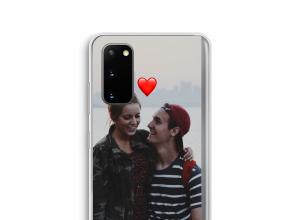 Erstellen Sie Ihr eigenes Galaxy S20 case