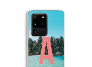 Machen Sie Ihr eigenes Galaxy S20 Ultra monogram case