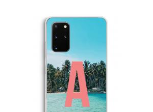 Machen Sie Ihr eigenes Galaxy S20 Plus monogram case