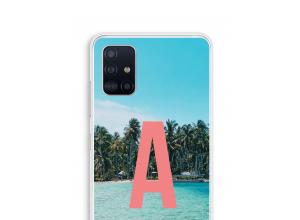 Machen Sie Ihr eigenes Galaxy A51 monogram case