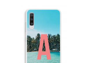Machen Sie Ihr eigenes Galaxy A70 monogram case