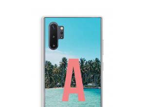 Machen Sie Ihr eigenes Galaxy Note 10 Plus monogram case