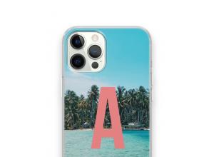 Machen Sie Ihr eigenes iPhone 12 Pro monogram case