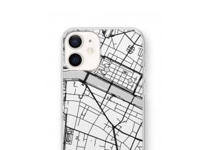 Bringen Sie einen Stadtplan auf Ihr iPhone 12 case