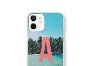 Machen Sie Ihr eigenes iPhone 12 monogram case