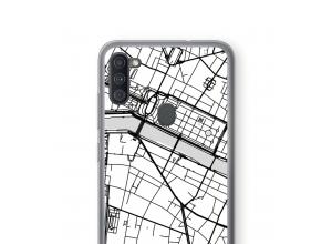 Bringen Sie einen Stadtplan auf Ihr Galaxy A11 case