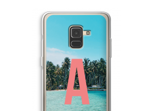 Machen Sie Ihr eigenes Galaxy A8 (2018) monogram case
