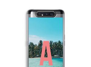 Machen Sie Ihr eigenes Galaxy A80 monogram case