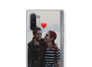 Erstellen Sie Ihr eigenes Galaxy Note 10 case