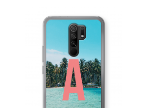 Machen Sie Ihr eigenes Xiaomi Redmi 9 monogram case